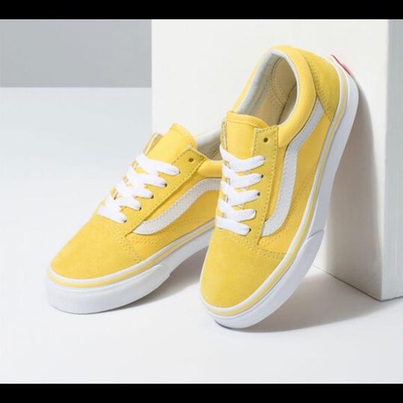 Vans Shoes | Old School Aspen Gold